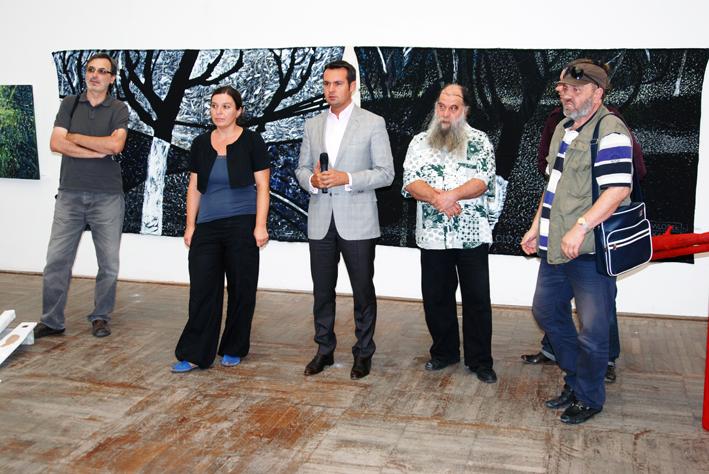 Vernisajul Taberei Internaţionale de Arte Plastice - Landscape No Borders